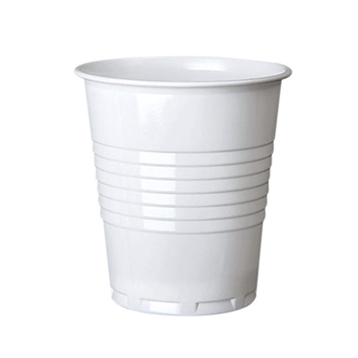 7oz PS Squat White Vending Cup Image